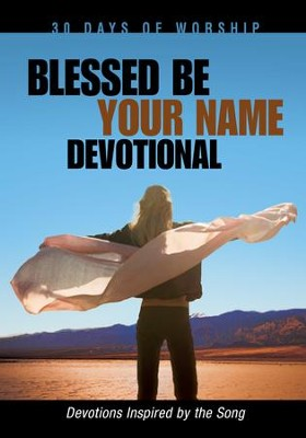 Blessed Be Your Name - eBook  -