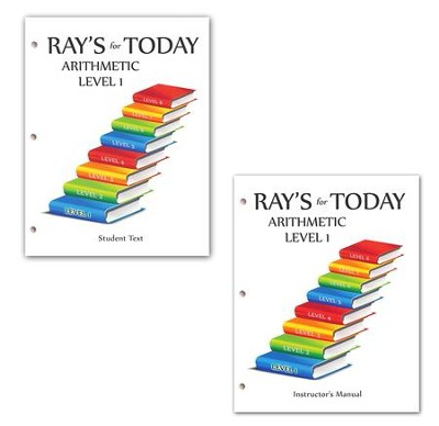 Ray's for Today: Arithmetic Level 1 Set   -