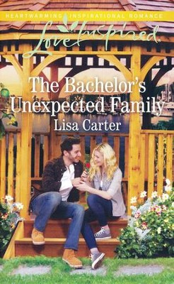 The Bachelor's Unexpected Family  -     By: Lisa Carter
