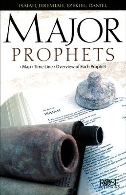 Major Prophets Pamphlet  -