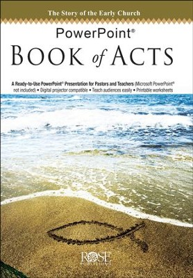 Book of Acts PowerPoint Presentation  -