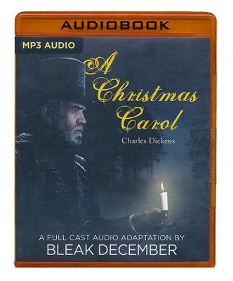 A Christmas Carol: A Full-Cast Audio Drama - abridged audiobook on CD  -     Narrated By: Full Cast     By: Charles Dickens