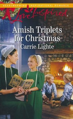 Amish Triplets for Christmas   -     By: Carrie Lighte