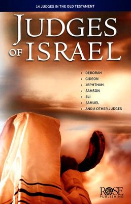 Judges of Israel, Pamphlet - 5 Pack   -