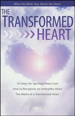 The Transformed Heart - Pamphlet  -