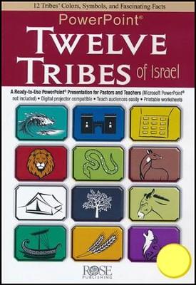 Twelve Tribes Of Israel Point Reg