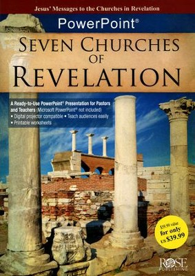 Seven Churches of Revelation--PowerPoint Presentation   -