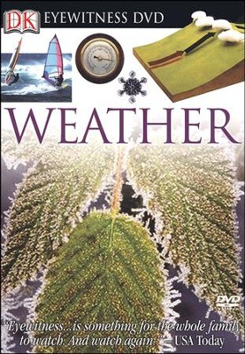 Eyewitness: Weather DVD  -