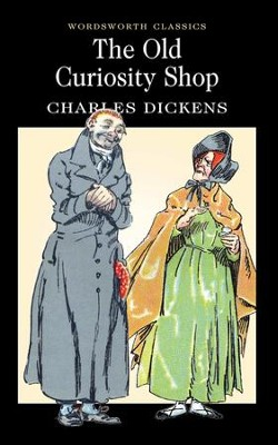The Old Curiosity Shop   -     By: Charles Dickens