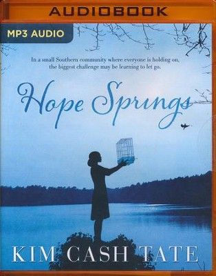 Hope Springs - unabridged audio book on MP3-CD  -     Narrated By: Bahni Turpin     By: Kim Cash Tate