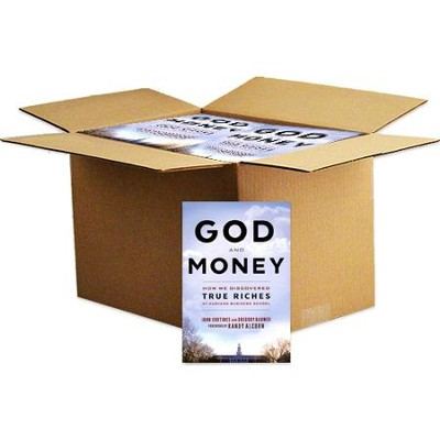 God and Money - Case of 20   -     By: John Cortines, Gregory Baumer