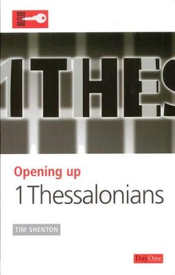 Opening Up: 1 Thessalonians   -     By: Tim Shenton