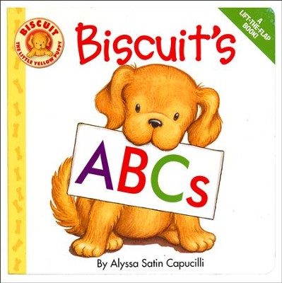 Biscuit's ABCs  -     By: Alyssa Satin Capucilli