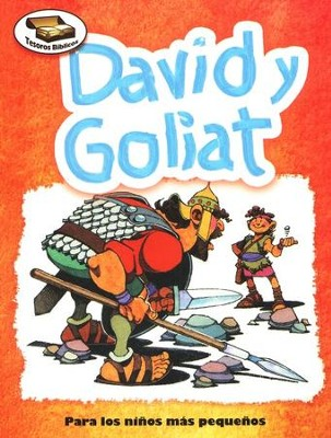 David y Goliat  (David and Goliath)  -     By: Cecilia Fernandez