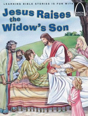 Jesus Raises the Widows Son  -     By: Nicole E. Dreyer