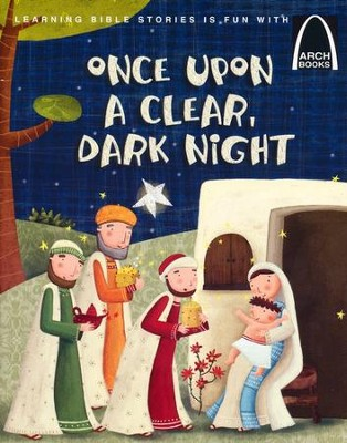 Once Upon a Clear Dark Night  -     By: Jeff Burkart