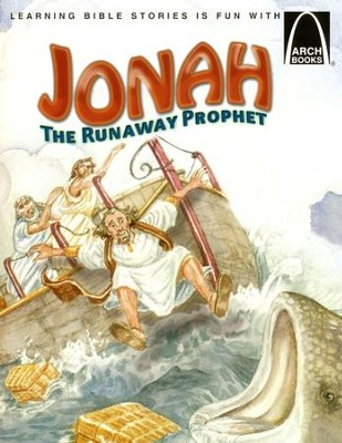 Jonah, The Runaway Prophet  -     By: Larry Burgdorf