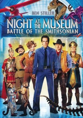 Night At the Museum: Battle of the Smithsonian, DVD   -
