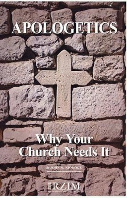 Apologetics: Why Your Church Needs It   -     By: John Njoroge