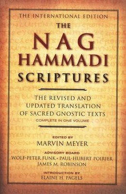 The Nag Hammadi Scriptures: The Revised and Updated Translation of Sacred Gnostic Texts  -     By: Marvin Meyer, James M. Robinson