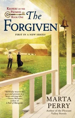 The Forgiven: Keepers of the Promise: Book One - eBook  -     By: Marta Perry