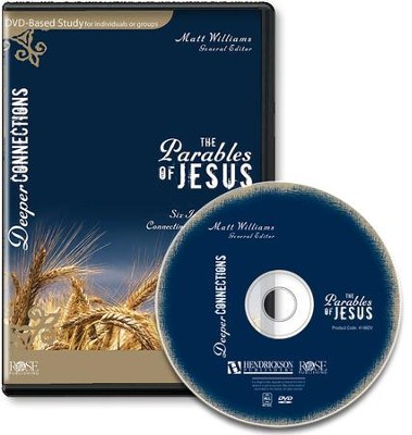 The Parables of Jesus DVD Bible Study  -     By: Matt Williams