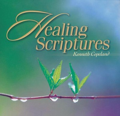 Healing Scriptures CD  -     By: Kenneth Copeland