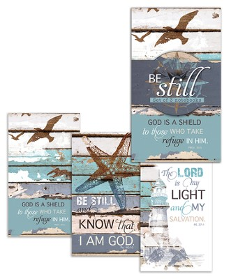 Be Still and Know, Notebook Set  -