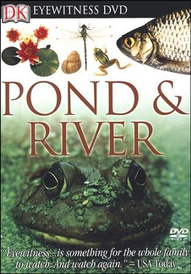 Eyewitness: Pond & River DVD  -