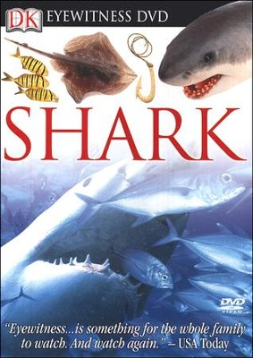 Eyewitness: Shark DVD  -
