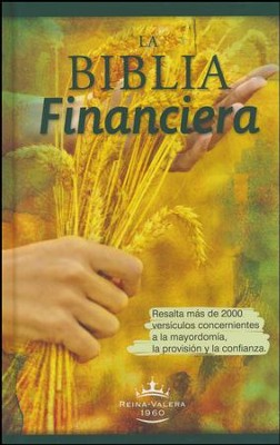 La Biblia Financiera RVR 1960, Enc. Dura  (RVR 1960 Financial Stewardship Bible, Hardcover)  -     By: United Bible Societies