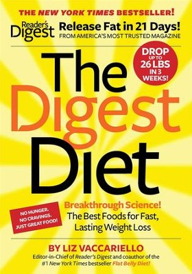 The Digest Diet: The Best Foods for Fast, Lasting Weight Loss - eBook  -     By: Liz Vaccariello
