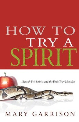 How to Try a Spirit: Identify Evil Spirits and the Fruit They Manifest - eBook  -     By: Mary Garrison