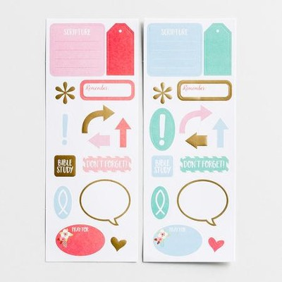 Arrow Stickers, 2 Sheets  -