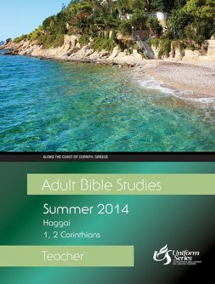 Adult Bible Studies Summer 2014 Teacher - eBook  -     By: Lou Hornberger