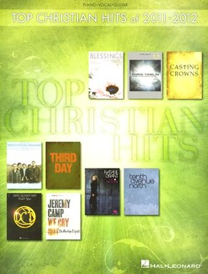 Top Christian Hits of 2011-2012 (PVG)   -