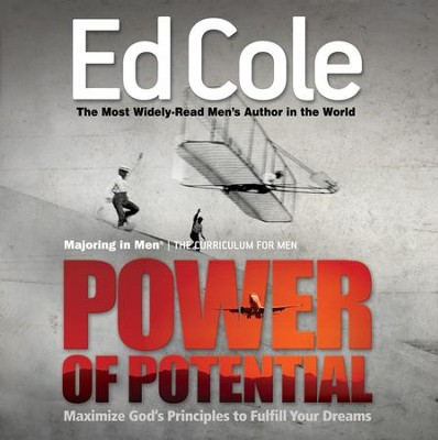Power Of Potential Workbook  -     By: Edwin Cole