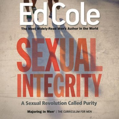 Sexual Integrity Workbook  -     By: Edwin Cole