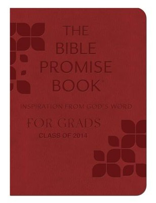 The Bible Promise Book: Inspiration from God's Word for Grads - eBook  -
