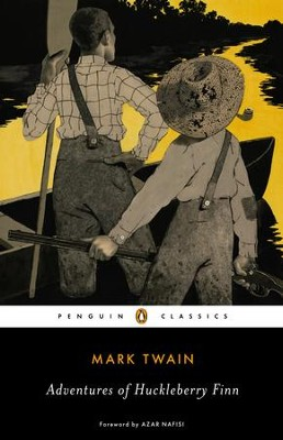Adventures of Huckleberry Finn - eBook  -     By: Mark Twain