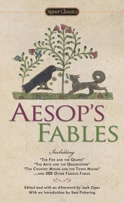 Aesop's Fables - eBook  -     By: Aesop