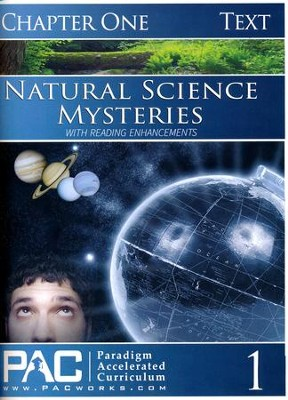 Natural Science Mysteries Student Text, Chapter 1   -