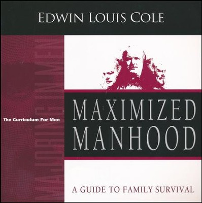 Maximized Manhood Workbook  -     By: Edwin Cole