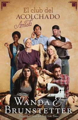 El club del acolchado amish - eBook  -     By: Wanda E. Brunstetter