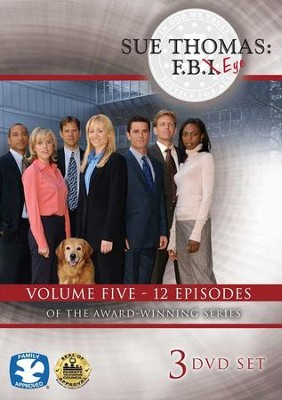 Sue Thomas: F.B.Eye Vol 5: Episode 313 - Endings and Beginnings  [Streaming Video Purchase] -