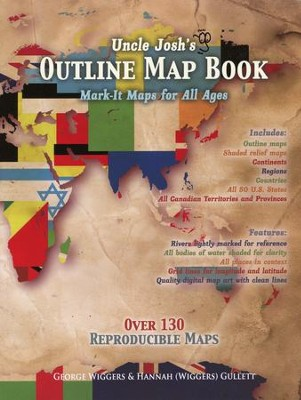 Uncle Josh's Outline Map Book, 3rd Edition   -