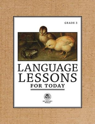 Language Lessons for Today Grade 3   -