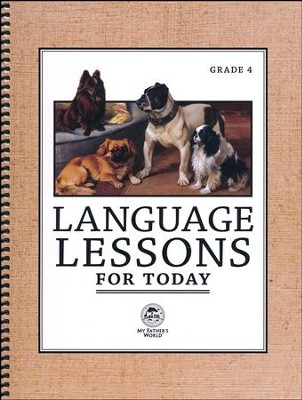 Language Lessons for Today Grade 4   -