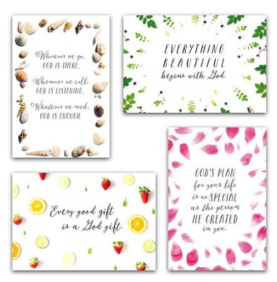 Blank Encouragement Cards, Box of 12  -