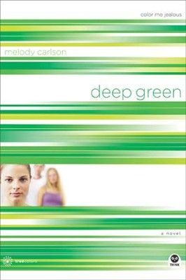 Deep Green: Color Me Jealous - eBook  -     By: Melody Carlson